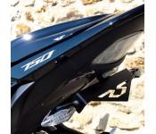 Support de plaque full led dragon GSR 750