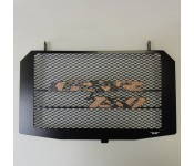 Grille de radiateur GSR750 RS Pithon avec grille anti-gravillons