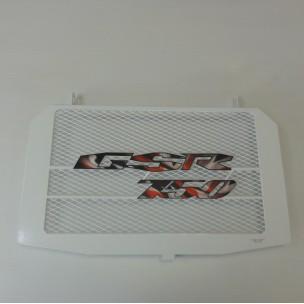 Grille de radiateur gsr750 rs british grille anti gravillons cs diffusion - Grille de radiateur gsr 600 ...