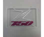 Grille de radiateur Z800 RS STYLE  avec grille anti-gravillons