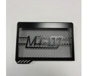 Grille de radiateur MTO7 RS STYLE avec grille anti-gravillons
