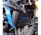 Personnalisable grille de radiateur GSXS 750 RS grille anti-gravillons